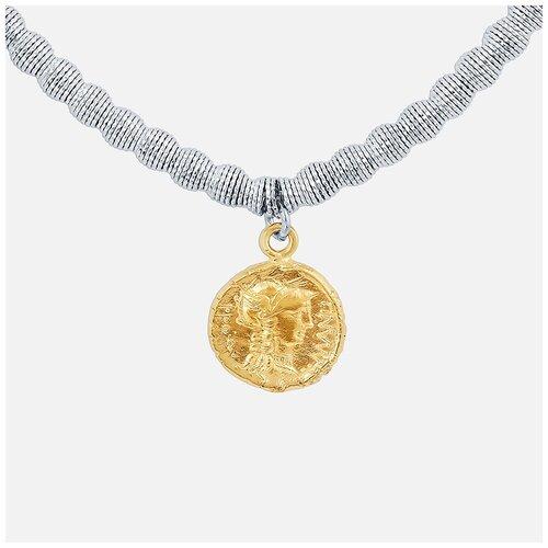 ELEMENT47 Колье из серебра 925 пробы 1307CL_KL_WJ, 40 см