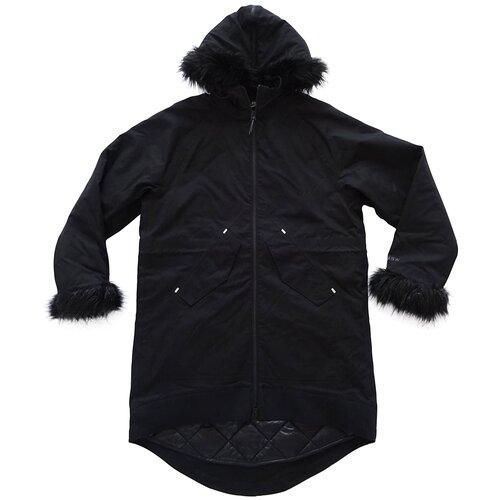 Куртка NIKE Oversize Military Jacke, размер M, черный