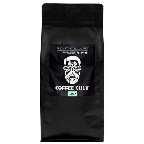 coffee 1889 premium blend 1 kg Кофе в зернах Coffee Cult Blend Gourmet, 1 кг