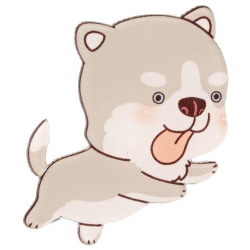 OTOKODESIGN Значок щенок Акита-ину 51444