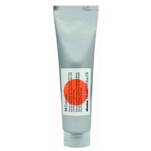 Davines Essential Haircare SU Tan Maximizer - Nourishing Intensive Tan Enhancer For Sun Exposed Skin - Усилитель загара 150 мл lancaster after sun tan maximizer увлажняющий крем после загара 125 мл