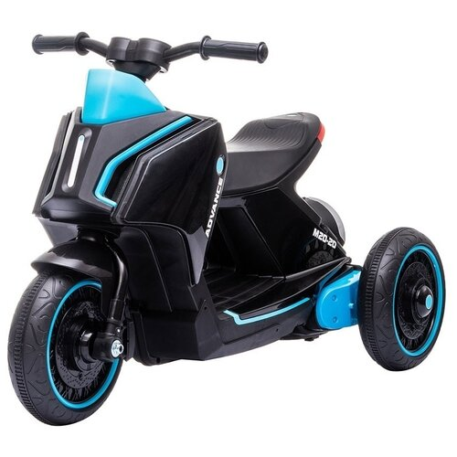 Купить Детский электромобиль скутер трицикл BMW Concept Link Style 6V 2WD - HL700-3-BLACK, Harleybella, Электромобили
