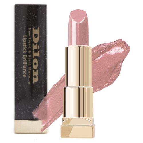 Фото - Dilon помада для губ «Brilliance», оттенок 2234 персиковый розовый dilon помада для губ brilliance оттенок 2201 розовый жемчуг