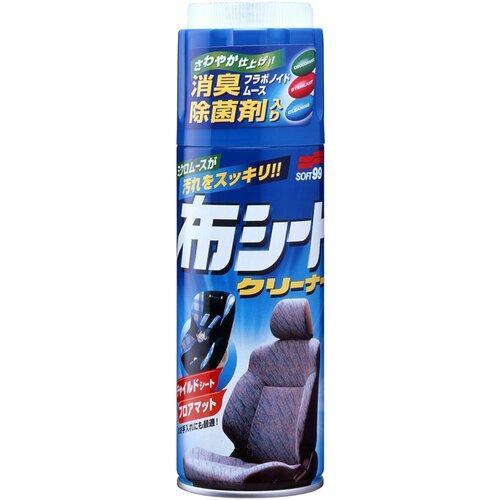 Soft99 Очиститель сидений салона автомобиля 02051, 0.42 л