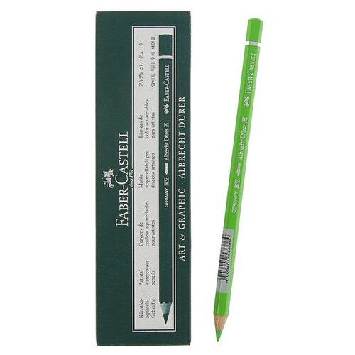 Faber-Castell Акварельные карандаши Albrecht Durer, 6 шт. (117666) 166 травяной