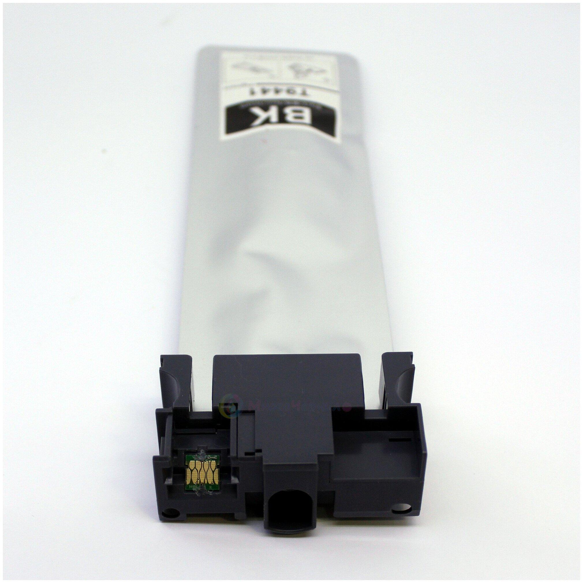 Контейнер с чернилами для Epson WorkForce Pro WF-C5290DW, WF-C5790DWF (совм. T9441 картридж Ink Supply Unit, чернильный пакет с чипом), совместимый / неоригинальный, чёрный Black, im.E-9441 — купить по выгодной цене на Яндекс.Маркете