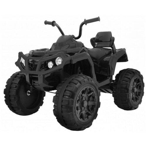 Купить Квадроцикл Детский электромобиль S602 ?12V, EVA, экокожа) (Чёрный), Farfello, Электромобили