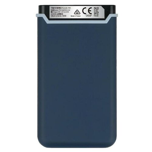 Фото - Внешний жесткий диск Transcend ESD370C 250Gb TS250GESD370C 1 шт. внешний ssd transcend esd370c 1tb ts1tesd370c blue