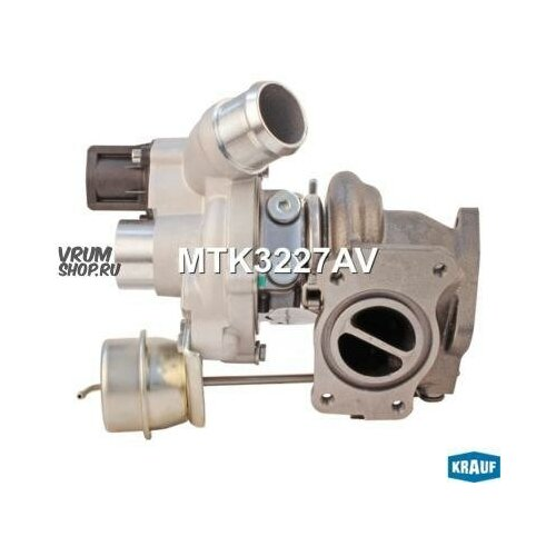 KRAUF MTK3227AV Турбокомпрессор