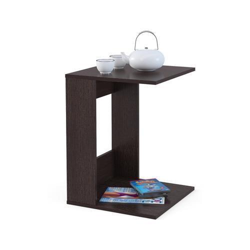 Столик придиванный Соло, цвет венге, Delicatex
