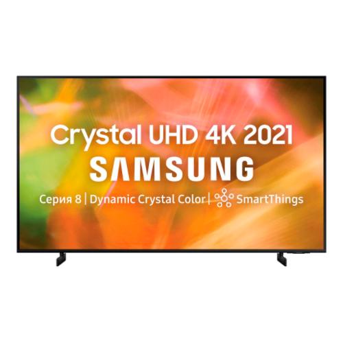 Фото - 4K UHD Телевизор Samsung UE43AU8000UXRU 43 4k uhd телевизор samsung ue75au8000uxru