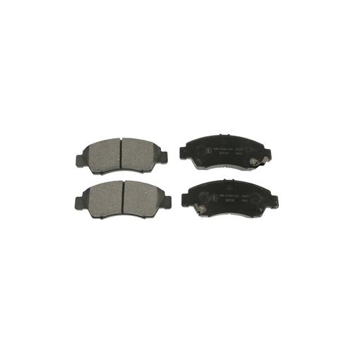 NIBK pn8265 (04650SAA900 / 06450S2G000 / 06450S2GJ01) колодки тормозные дисковые Honda (Хонда) Jazz (Джаз) 1.3 2002 - 2008 Honda (Хонда) fit 1.5 2002 - 2008 Honda (Хонда) Jazz (Джаз) 1.2 200