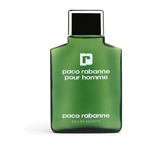 Туалетная вода Paco Rabanne Paco Rabanne pour Homme, 100 мл недорого