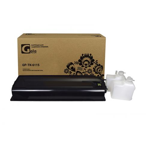 Фото - Тонер-картридж GalaPrint TK-6115 для принтеров Kyocera ECOSYS M4125idn/M4132idn с бункером отработанного тонера, 15000 копий hi black tk 6115 картридж для kyocera ecosys m4125idn m4132idn 15k