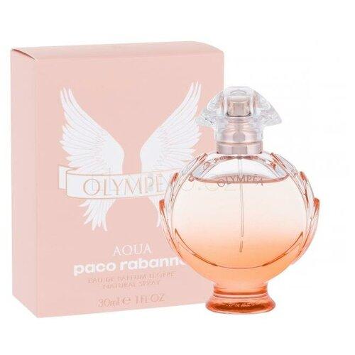 Фото - Парфюмерная вода PACO RABANNE Olympea Aqua Eau de Parfum Legere женская 50 мл парфюмерная вода paco rabanne olympea onyx 80 мл