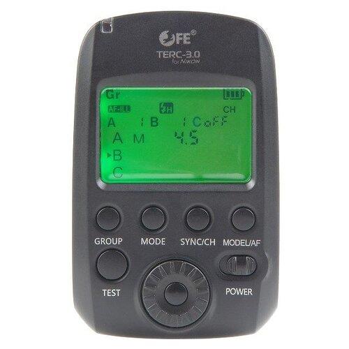 Фото - Пульт-радиосинхронизатор Falcon Eyes TERC-3.0 LCD для Nikon радиосинхронизатор falcon eyes rf ac425r приемник