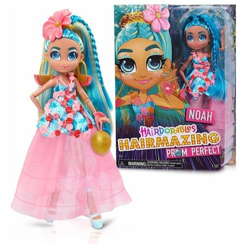 Кукла Hairdorables Hairmazing Fashion Dolls Multi-color – Noah- Ноа