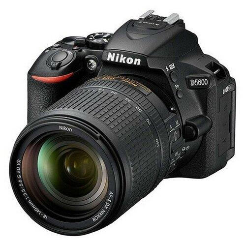 Фото - Фотоаппарат Nikon D5600 18-140 VR цифровой фотоаппарат nikon z fc kit 16 50mm vr