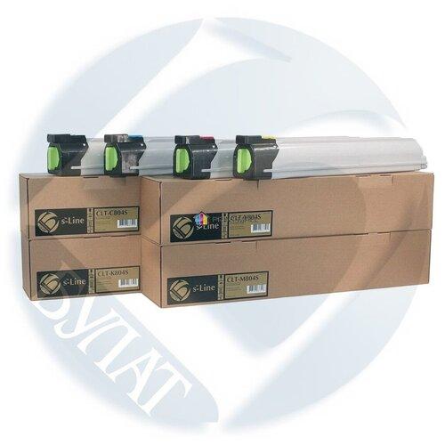 Фото - Тонер-картридж булат s-Line для SAMSUNG SL-X3280 CLT-Y804S (15k) Yellow тонер картридж clt y804s