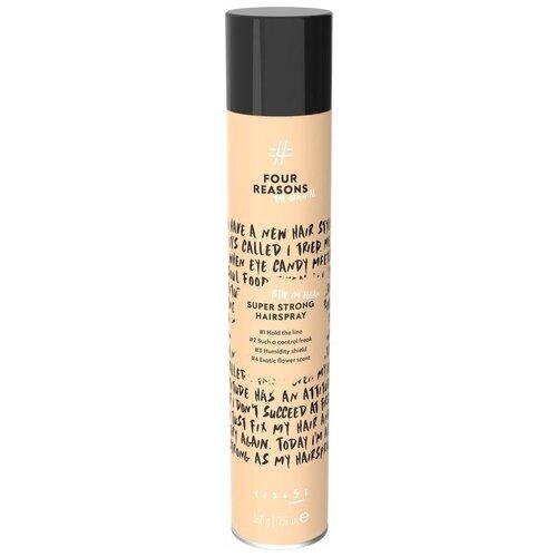 Купить Лак для волос суперсильной фиксации Four Reasons Original Super Strong Hairspray 500 мл