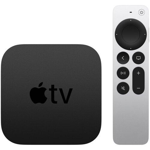 Фото - ТВ-приставка Apple TV 4K 2021 64 Гб [MXH02RS/A] тв приставка лайм tv box z2 plus 4 32 гб