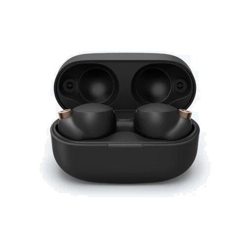 Фото - Беспроводные наушники Sony WF-1000XM4, черный беспроводные наушники sony wf 1000xm4 черный