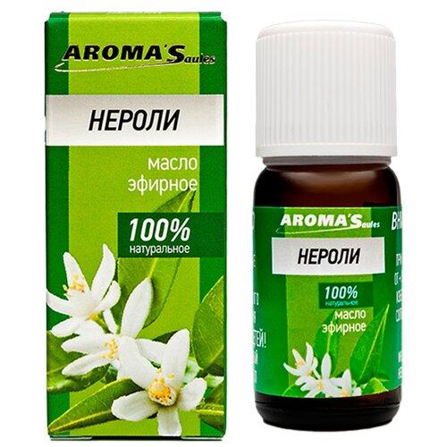 AROMA'Saules эфирное масло Нероли, 10 мл