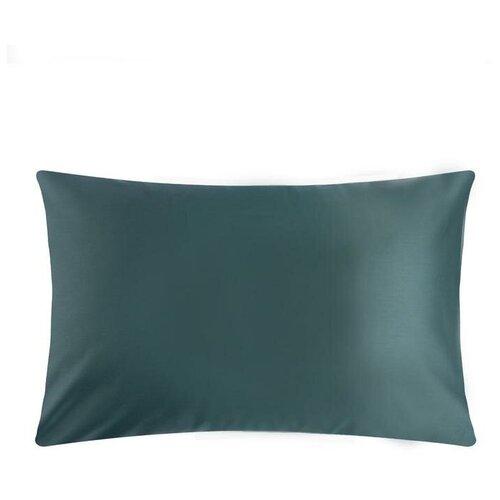 Наволочка Этель 50*70 см, цв. зеленый, 100% хлопок, мако-сатин, 128 г/м² 6783312