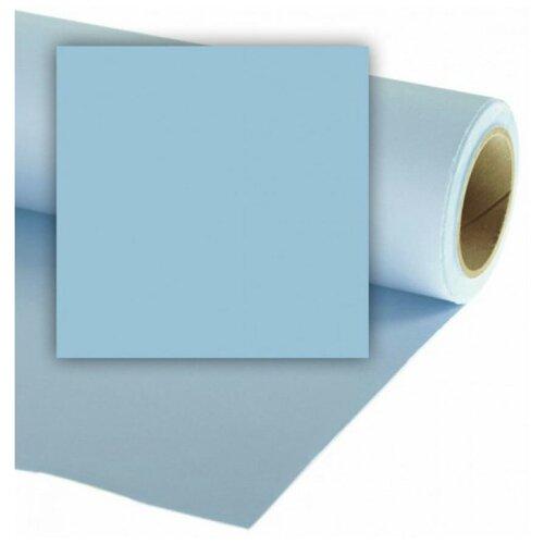 Фото - Фон Colorama Forget Me Not, бумажный, 2.18 x 11 м, голубой фон бумажный colorama ll co531 1 35x11 м maize