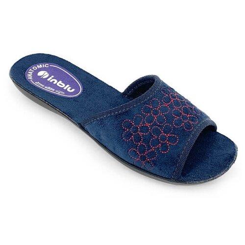 Тапочки Inblu синий 41