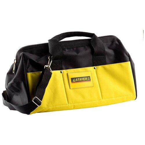 Сумка STAYER MASTER нейлоновая для инструмента, 20 карманов, 40см {38550} сумка для инструмента stayer master 38550