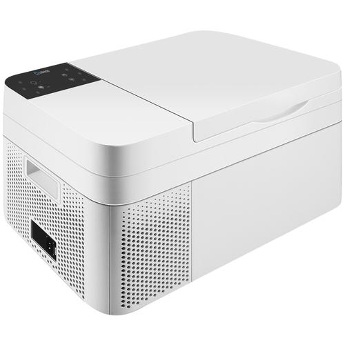 Компрессорный автохолодильник LIBHOF X-26 25л (-25/+20°C, 12/24/220В)