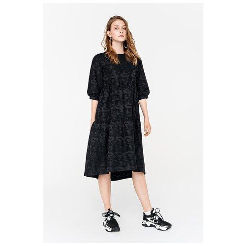 Платье Befree, размер XS/42, черный платье befree befree be031ewbxib1