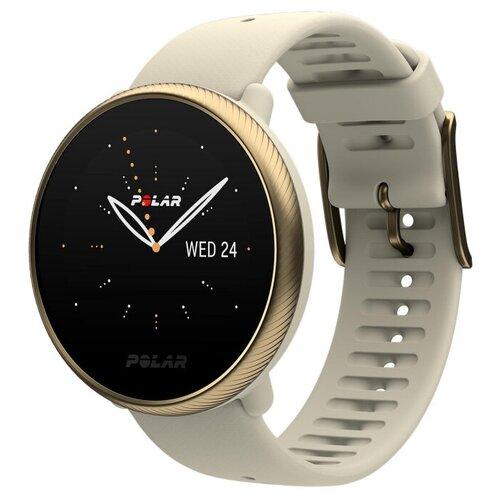 Умные часы POLAR Ignite 2, золото/шампань (окружность запястья 130-210 мм) умные часы polar ignite розовый золотой s
