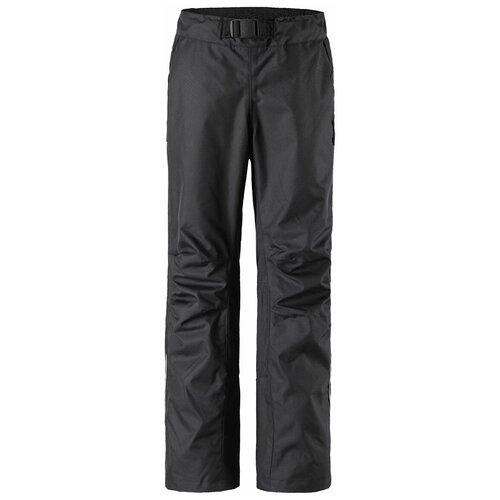 Брюки Reima Voyage 532083 размер 122, 9990 черный брюки reima reimatec slana 522264 размер 104 9990 черный