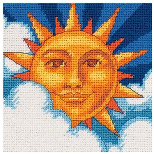Dimensions Набор для вышивания Гобелен Celestial Sun (Звезда по имени Солнце) 13 х 13 см (7218)