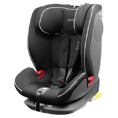 Автомобильное кресло AVOVA™ BA801 Sanderling-Fix, Pearl Black, арт. 1107009