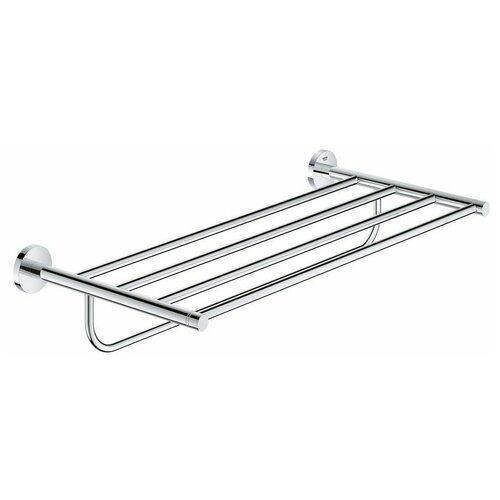 Grohe Держатель для банного полотенца Grohe Essentials 40800001 держатель для банного полотенца grohe essentials хром 40800001