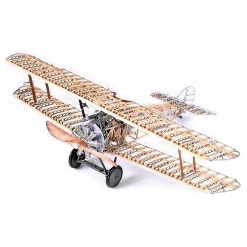 Купить Сборная модель самолета Model Airways Истребитель Биплан Nieuport 28, Масштаб 1:16, MA1002, Сборные модели