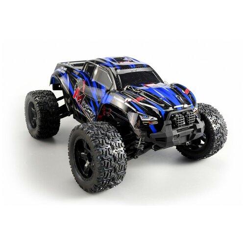 Купить Радиоуправляемая машинка монстр Remo Hobby RH1031PRO-Blue 4WD RTR, Радиоуправляемые игрушки