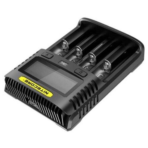 Фото - Зарядное устройство Nitecore UM4 18265 зарядное устройство nitecore lc10