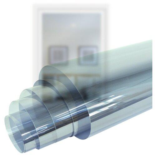 Пленка самоклеящаяся на окно солнцезащитная атермальная Nano 90 - комплект на одностворчатое окно