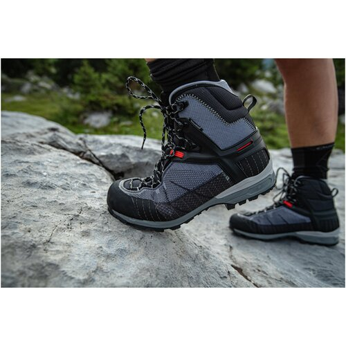 Ботинки водонепроницаемые для трекинга женские - TREKKING 500 MATRYX® FORCLAZ Х Декатлон 40