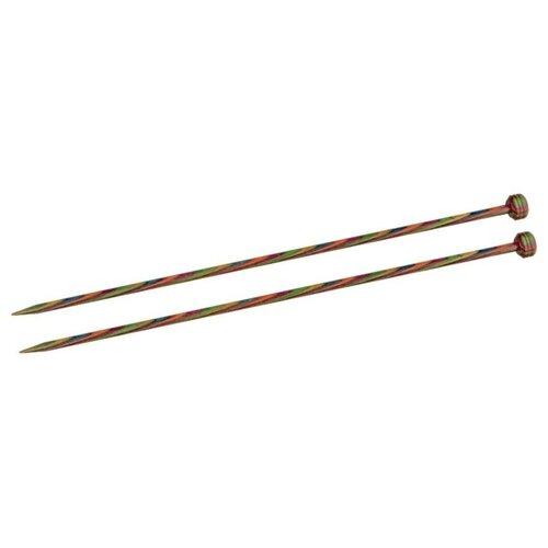 Купить Спицы Knit Pro Symfonie 20222, диаметр 6.5 мм, длина 35 см, разноцветный