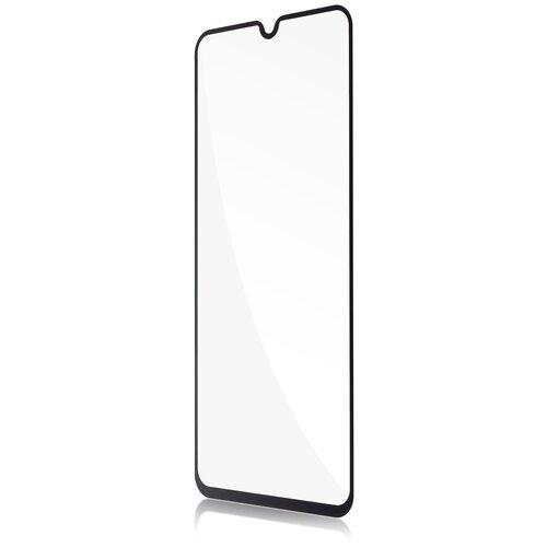Защитное стекло ROSCO с черной рамкой ROSCO для Samsung Galaxy A31 и Galaxy A32 (Самсунг Галакси А31 и Галакси А32), силиконовая клеевая основа