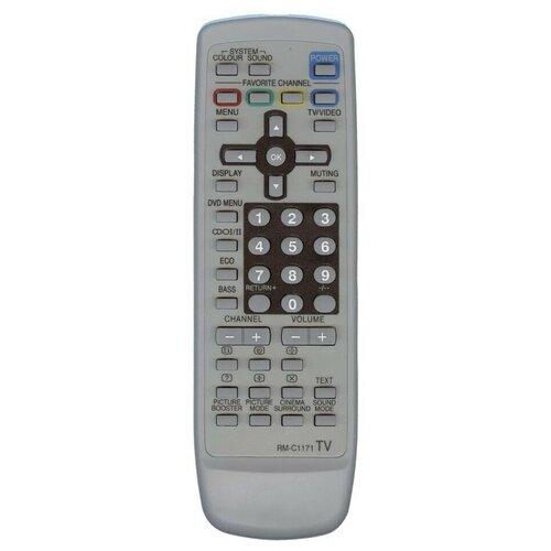 Фото - Пульт ДУ Huayu для JVC RM-C1171 пульт ду для телевизоров jvc rm c1013