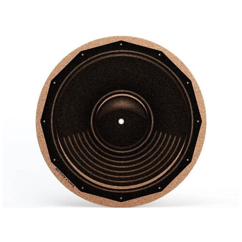 Фото - Слипмат Simply Analog (SACS004) Cork Slip Mat Speaker geometric pattern floor mat