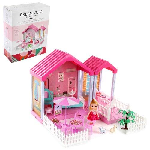 Домик для куклы Veld co 114033