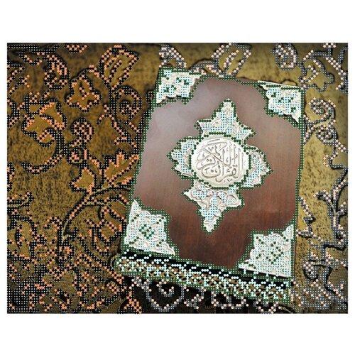 Коран Рисунок на шелке 28/34 28х34 (21,5х27) Матренин Посад 4205 Матренин Посад 4205)