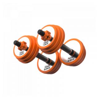 Спортивный набор для фитнеса Xiaomi Fed Filton Steel Home Fitness Dumbbells 30 kg (FED-XM800930) — купить по выгодной цене на Яндекс.Маркете